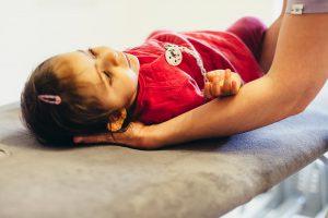 Kleinkinderosteopathie